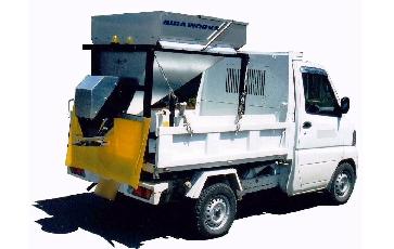 軽トラック搭載例